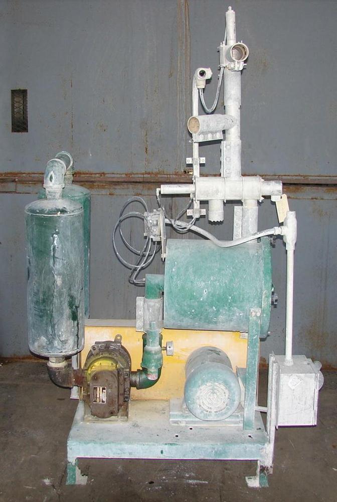 VAC-U-MAX Positive Displacement Vacuum System