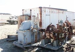 Image 1700 HP ELLIOTT CYRTG-PL Steam Turbine and Gear Box 329442