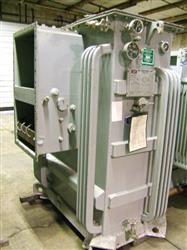Image 300 KVA Transformer 2400HV  208Y/120LV, MALONEY 329504