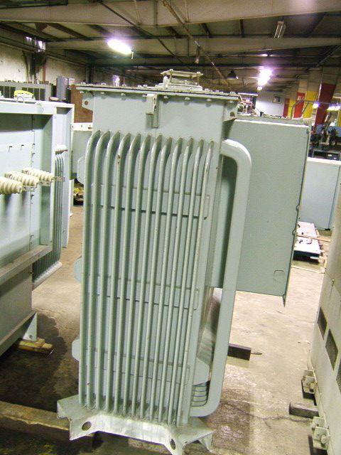 Image 300 KVA Transformer 2400HV  208Y/120LV, MALONEY 329505