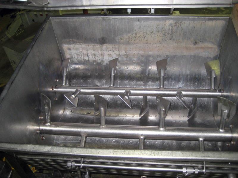 Image CUSTOM METALCRAFT DRB-15 Paddle Blender 601354