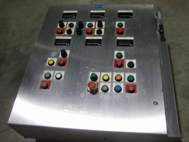 Image CUSTOM METALCRAFT DRB-15 Paddle Blender 601356