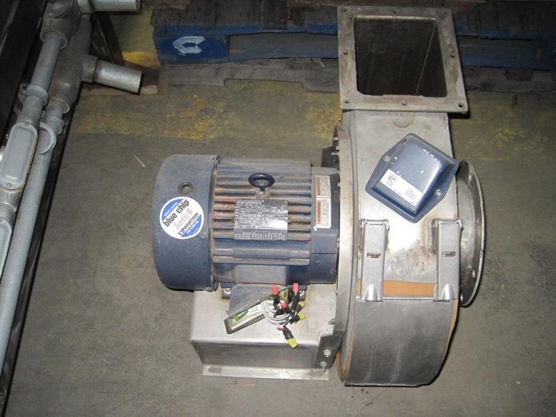 Image CUSTOM METALCRAFT DRB-15 Paddle Blender 601357
