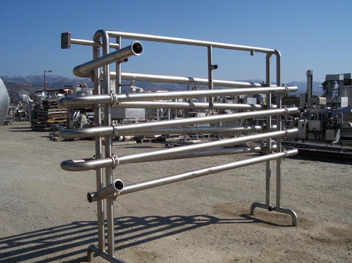 Heat Exchanger / Holding Tube