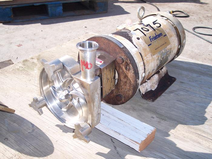 Image 7.5 HP FRISTAM Centrifugal Pump 329568