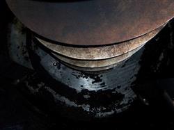 Image 500 Gallon C.E. HOWARD Reactor, Stainless Steel 329583