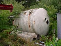 Image 3,500 Gal ALLIED Carbon Steel Pressure Tank 329627