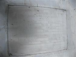 Image 2000 Gal MUELLER Jacketed Vessel, 40 PSI 763182