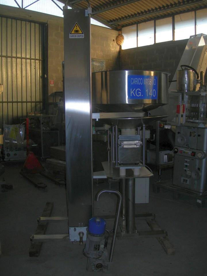 Stainless Steel Tablet Feeder / Elevator
