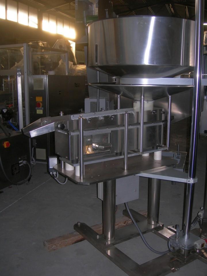 Image Stainless Steel Tablet Feeder / Elevator 329871