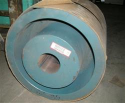 """Image 15"""" C Belt Pulley / Sheave 15 Groove 329955"""
