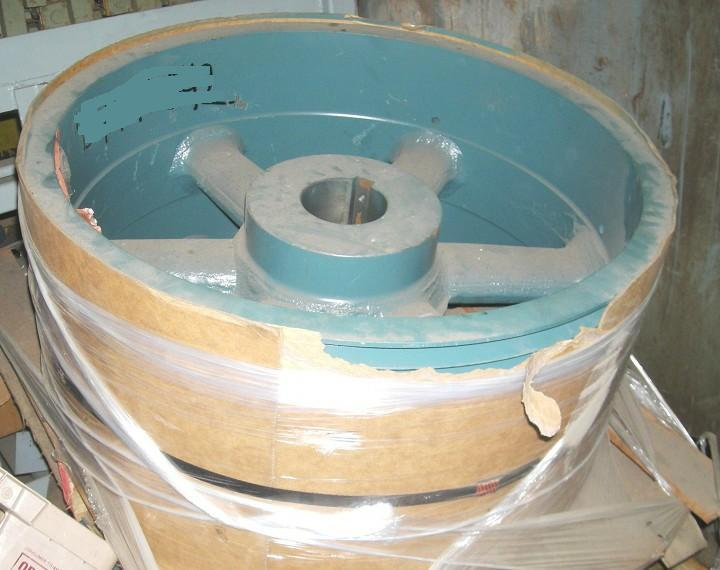 "30"" C Belt Pulley / Sheave 15 Groove"