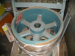 """Image 30"""" C Belt Pulley / Sheave 15 Groove 329958"""