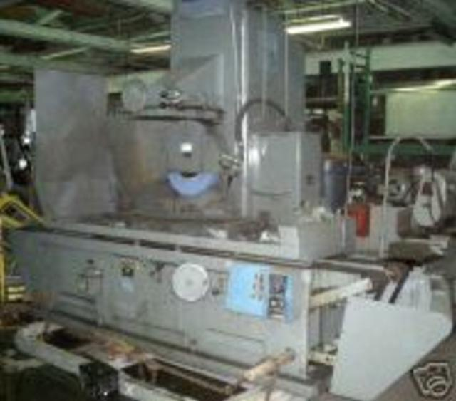 Image GALLMEYER AND LIVINGSTON Model A Surface Grinder 329959