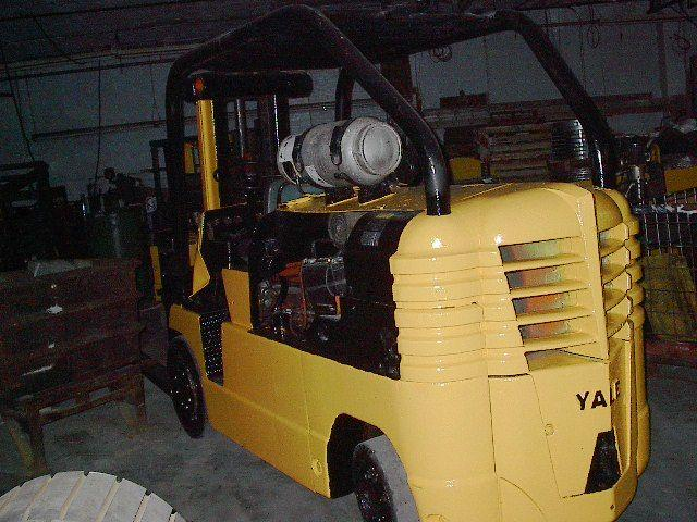YALE 22,500 lbs Forklift