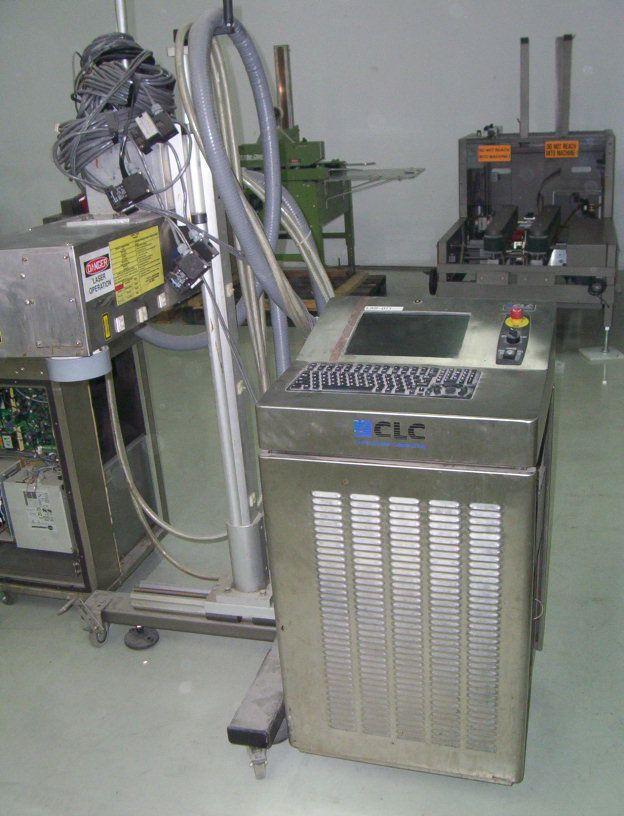 CLC Laser Coder Express 50