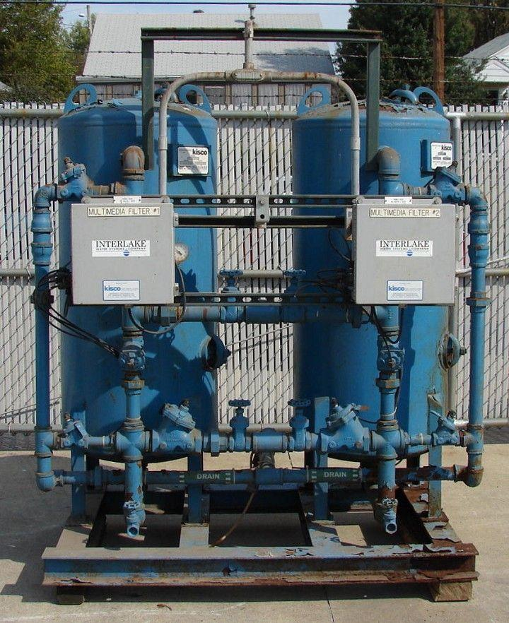 INTERLAKE WATER SYSTEM Multimedia Filter System