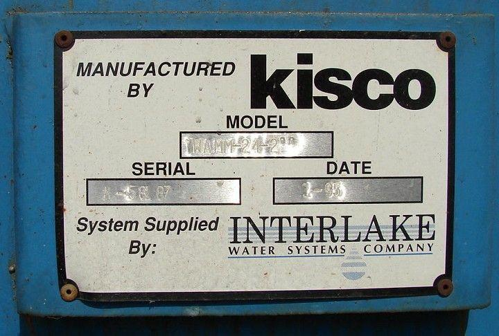Image INTERLAKE WATER SYSTEM Multimedia Filter System 330148