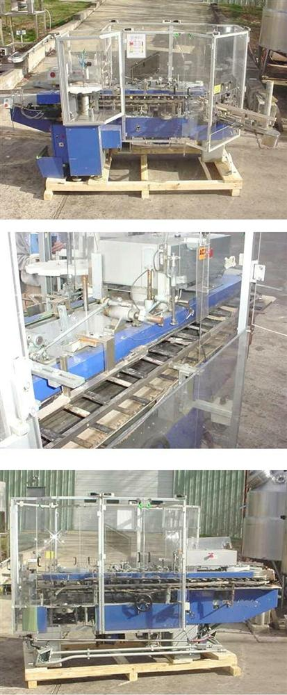 Image CAM Fully Automatic Vertical Cartoner 330160