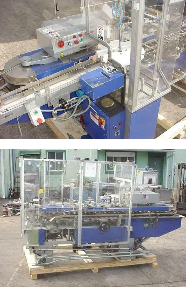Image CAM Fully Automatic Vertical Cartoner 330161