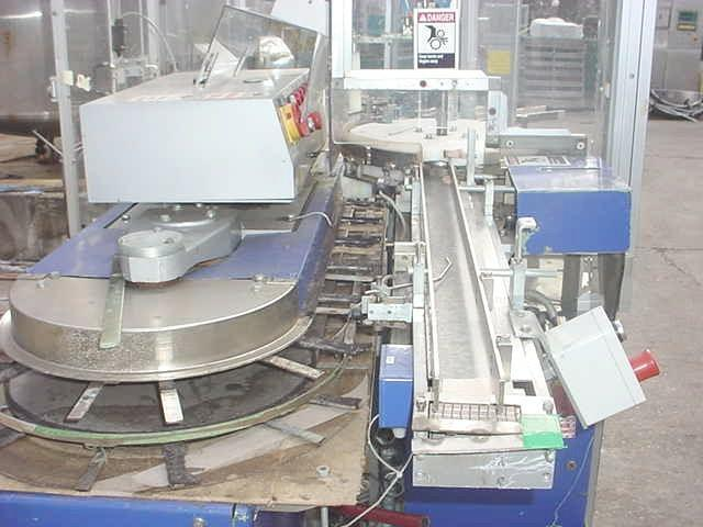 Image CAM Fully Automatic Vertical Cartoner 330164