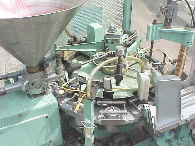 Image COTUPLAS Plastic Tube Filler 330203