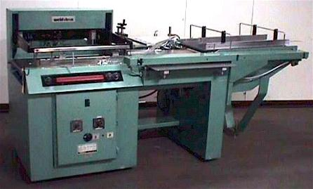 WELDOTRON Model 5874 Automatic In-Line Sealer