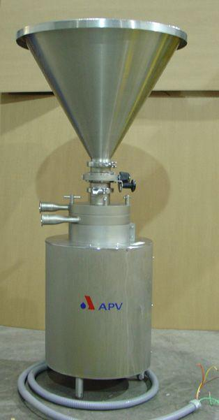 10 HP APV Model TPM-1 Powder Mixer