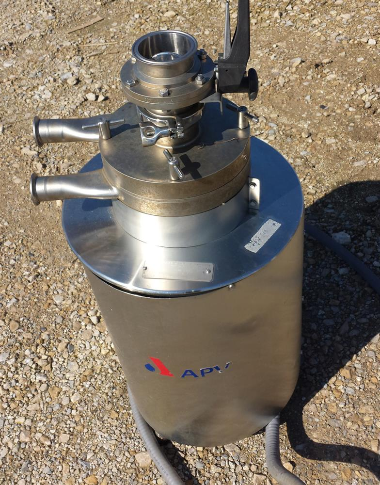 Image 10 HP APV Model TPM-1 Powder Mixer 917622