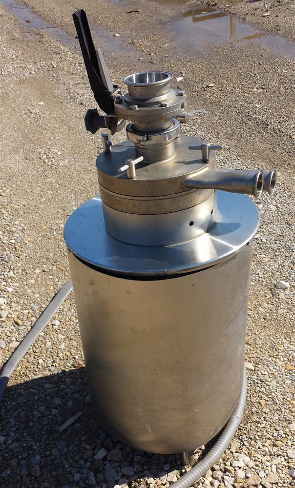 Image 10 HP APV Model TPM-1 Powder Mixer 917623