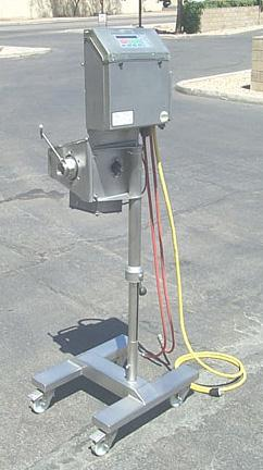 "LOMA Superscan Mirco 2"" Metal Detector"