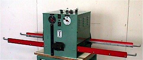 "SENTINEL/P.I. Model FPD 13"" x 14"" Blister Sealer"