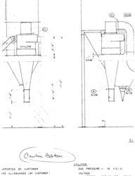 Image ANHYDRO Spray Dryer, Cap. 427 lbs per/hr 1477154