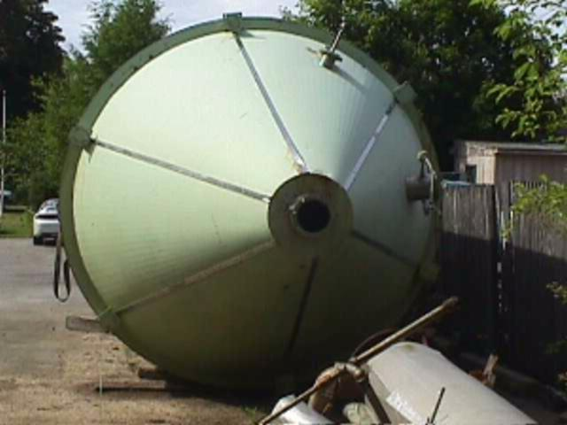 Image ANHYDRO Spray Dryer, Cap. 427 lbs per/hr 330414