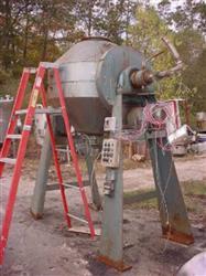 Image 32 cf PAUL O. ABBE Double Cone Vacuum Dryer-Blender 330423