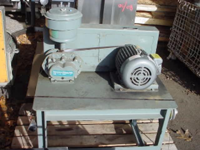 Image 70 cfm M.D. PNEUMATICS/TUTHILL Rotary Blower 330426