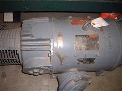 "Image 3 HP RELIANCE ""Super T"" DC Motor 330450"