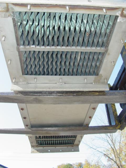 "EXOTHERMICS Heat Exchanger 74"" SS  new"