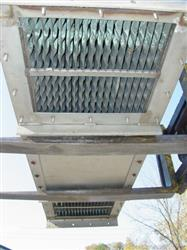"Image EXOTHERMICS Heat Exchanger 74"" SS  new 330518"