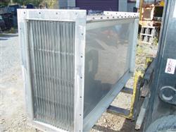 "Image EXOTHERMICS Heat Exchanger 74"" SS  new 330519"