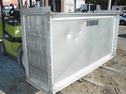 "Image EXOTHERMICS Heat Exchanger 74"" SS  new 330520"