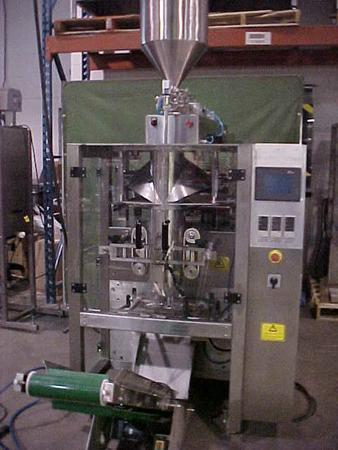 Image 1-Lane VFFS Liquid Piston Filler, NEVER USED 330535