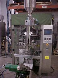 115007 - 1-Lane REDEEPAC VFFS Liquid Piston Filler, NEVER USED