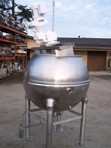 Image 150 Gallon GROEN INA-150 Kettle 612936