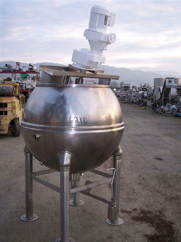 Image 150 Gallon GROEN INA-150 Kettle 612937