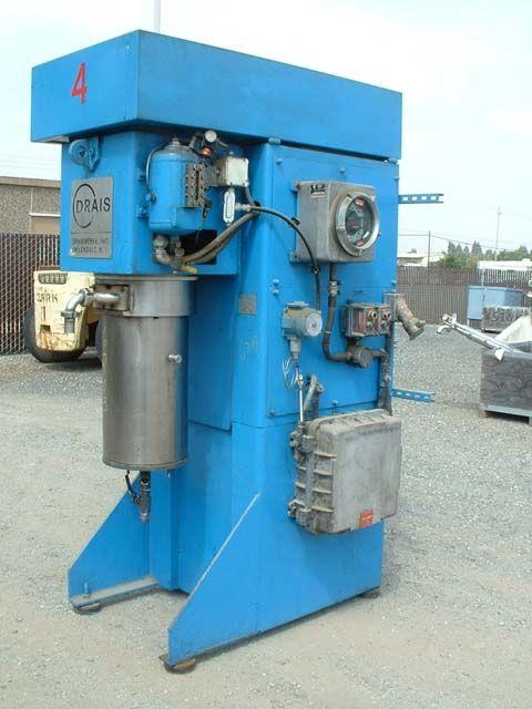 Image DRAIS Mill, 40 HP 330698