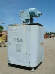 Image 800 Gallon Stainless Steel Tank 330768