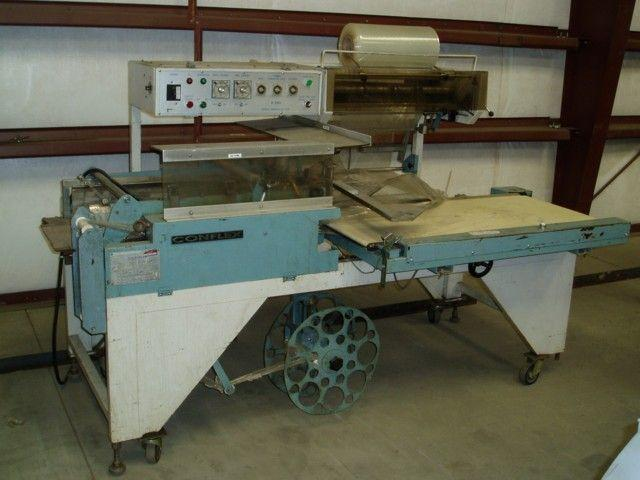 Image CONFLEX E-260 Automatic L-Bar Sealer 330792