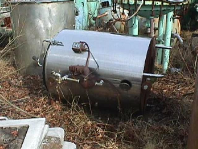 50 Gallon GROEN SS Gas Fired Kettle
