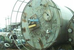 Image 12700 Gallon Aluminum Storage Silo, 1700 cf 330851